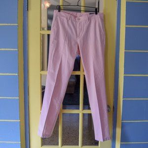 Pink Bonobos Slim-fit Chinos!